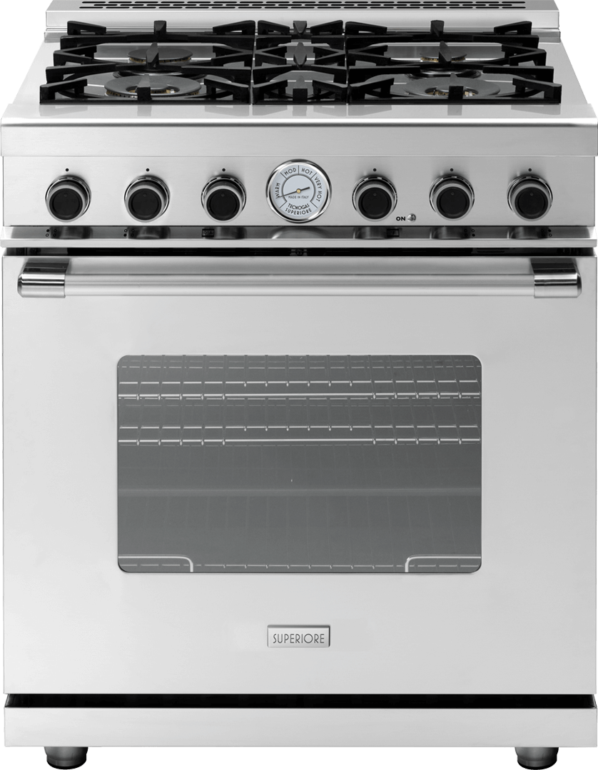 "Range NEXT 30"" Classic Stainless steel, Stainless steel"